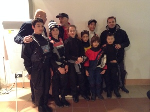 Marco Mercuriali ed il Team Vela Città di Cesenatico