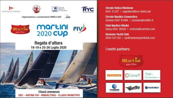 Martini Cup volantino 2020
